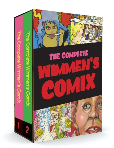 The Complete Wimmen's Comix Box Set