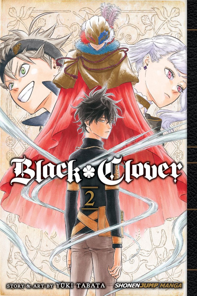 Black Clover Vol. 2