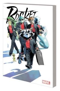Rocket Vol. 1: Blue River Score