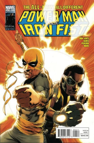 Power Man & Iron Fist #4
