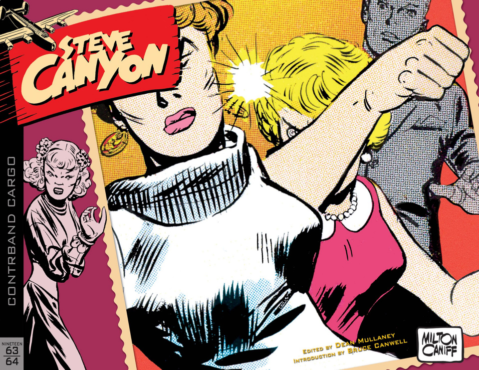 Steve Canyon Vol. 9: 1963-1964