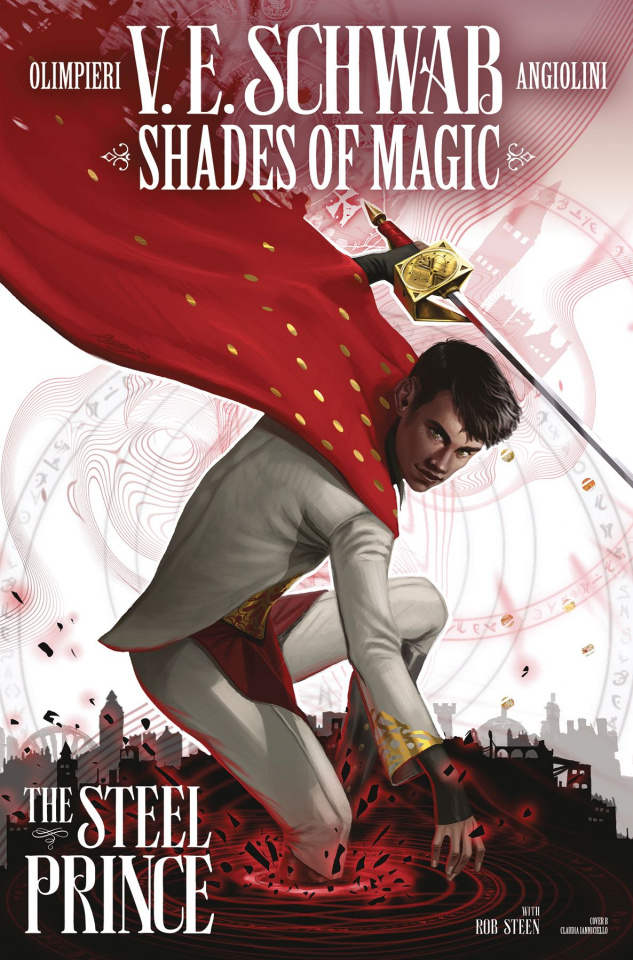 Shades of Magic #2 (Ianniceillo Cover)