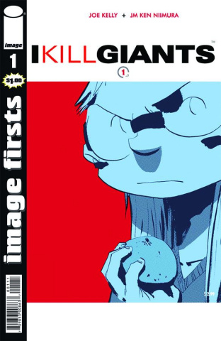 I Kill Giants #1 (Image Firsts)