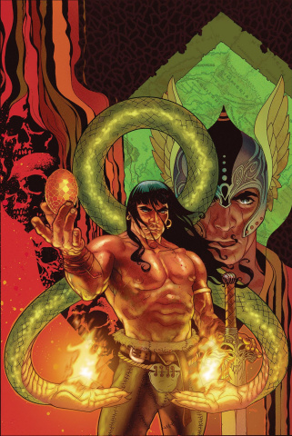 Conan Vol. 2: The City of Thieves (Omnibus)