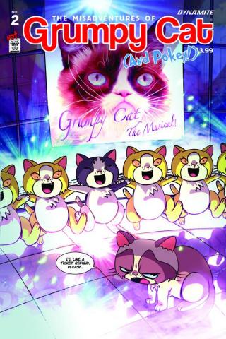 Grumpy Cat #2 (Uy Cover)