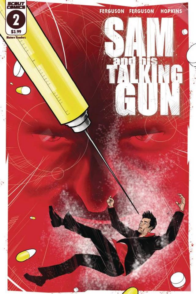 Sam and His Talking Gun #2