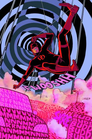 Daredevil #1 (2nd Printing)