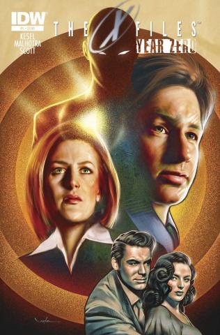 The X-Files: Year Zero #1