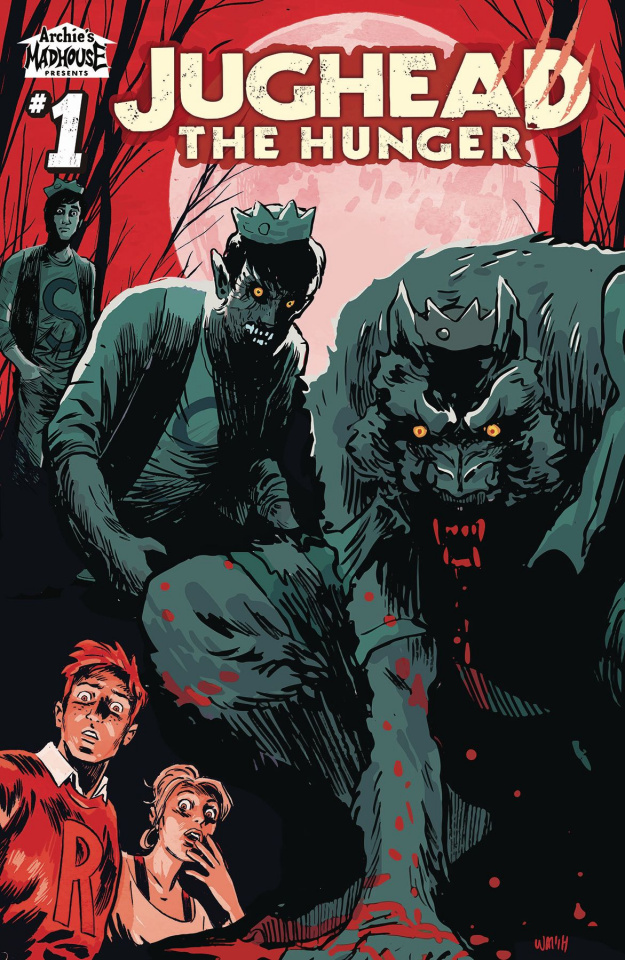 Jughead: The Hunger #1 (Walsh Cover)