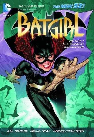 Batgirl Vol. 1: The Darkest Reflection