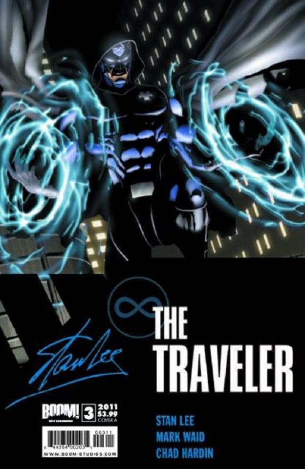 Stan Lee's The Traveler #3