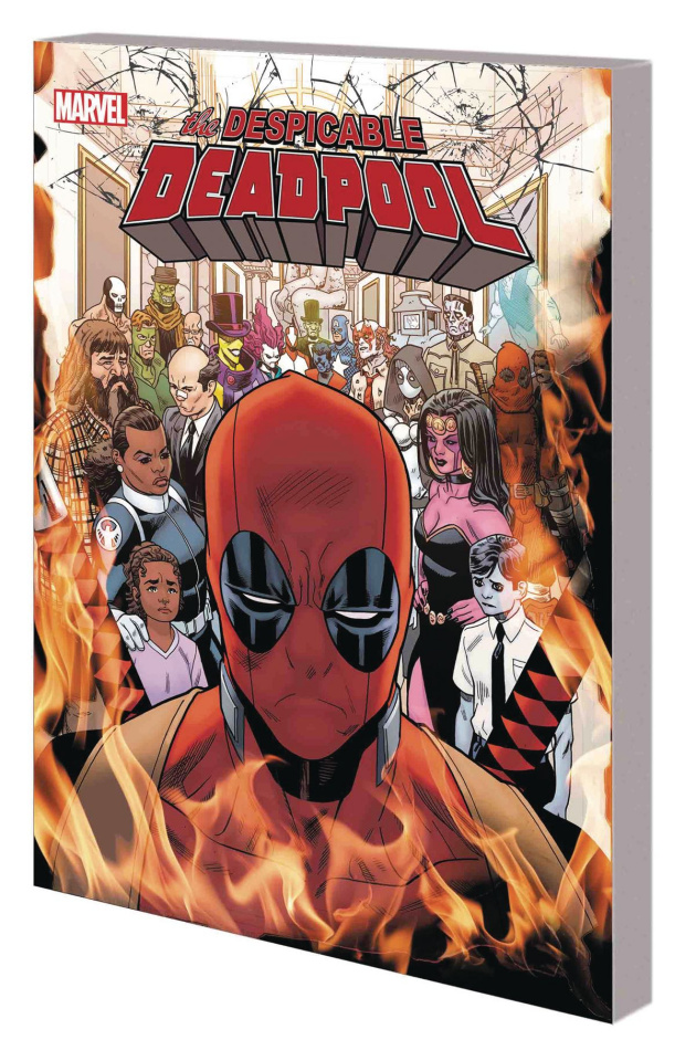 The Despicable Deadpool Vol. 3: The Marvel Universe Kills Deadpool