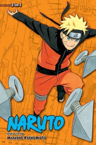 Naruto Vol. 12 (3-in-1)