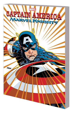 Captain America Vol. 2: Marvel Knights