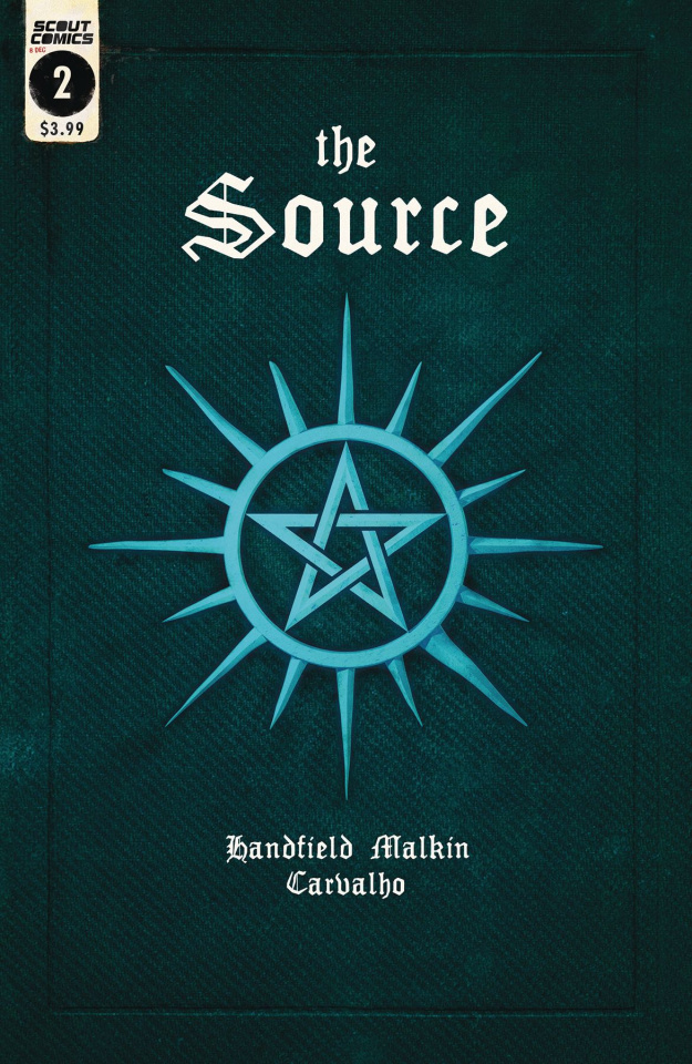 The Source #2 (2nd Printing)