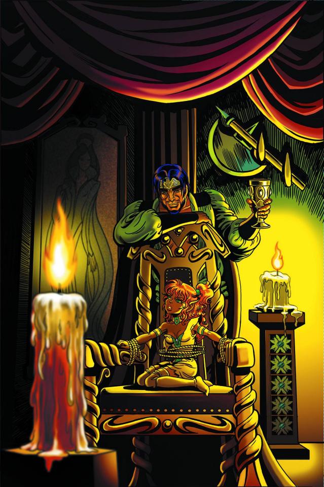 ElfQuest: The Final Quest #3