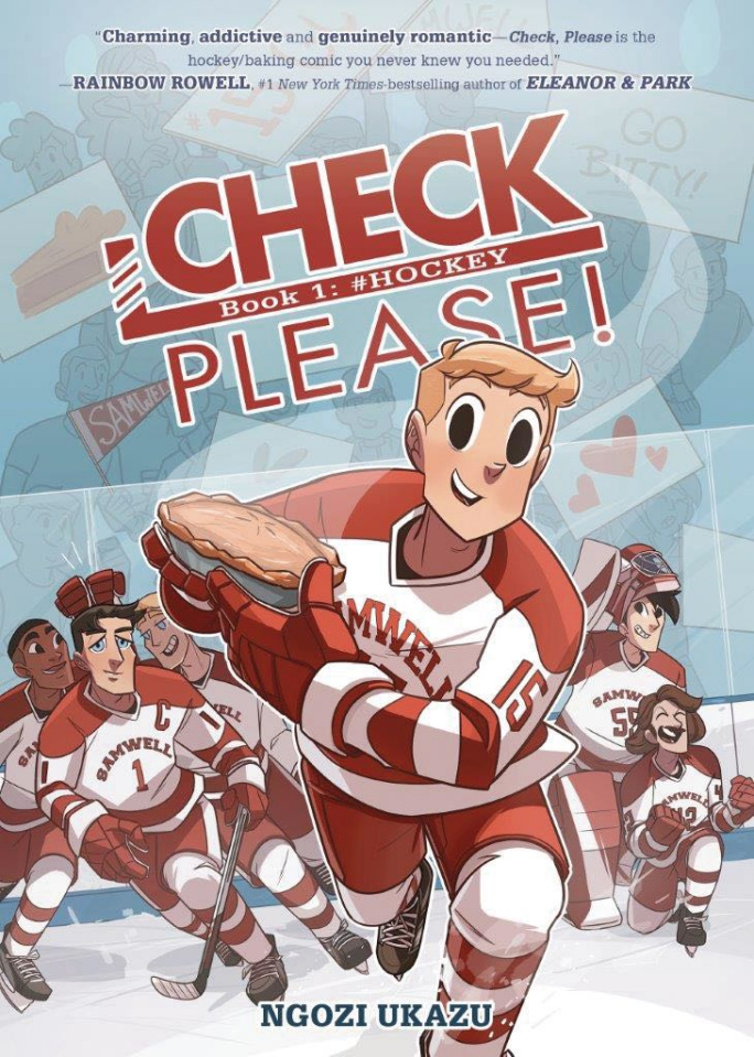 Check, Please! Vol. 1: Hockey