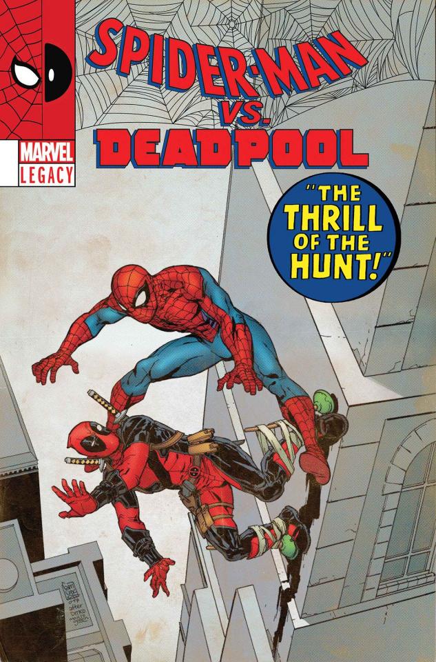 Spider-Man / Deadpool #23 (Camuncoli Cover)