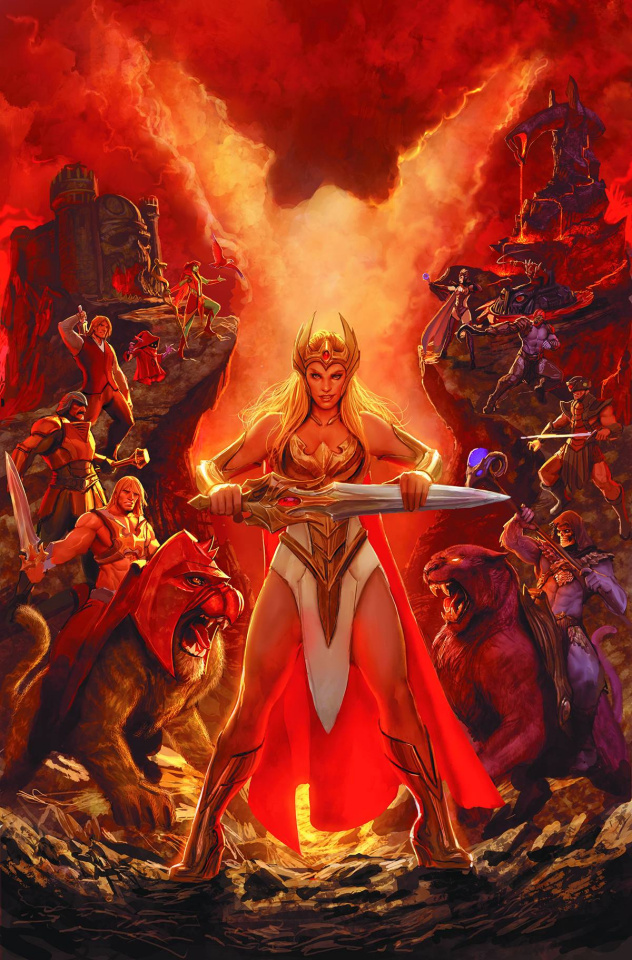He-Man and the Masters of the Universe #18