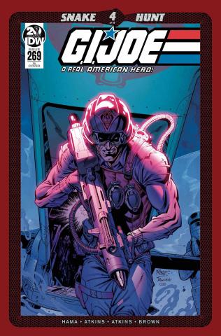 G.I. Joe: A Real American Hero #269 (10 Copy Royle Cover)