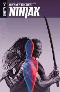 Ninjak Vol. 5: The Fist & The Steel