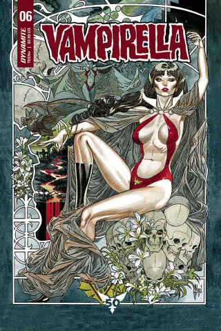 Vampirella #6 (March Cover)