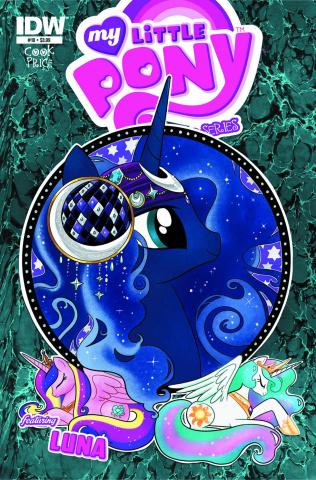 My Little Pony Micro-Series #10: Luna