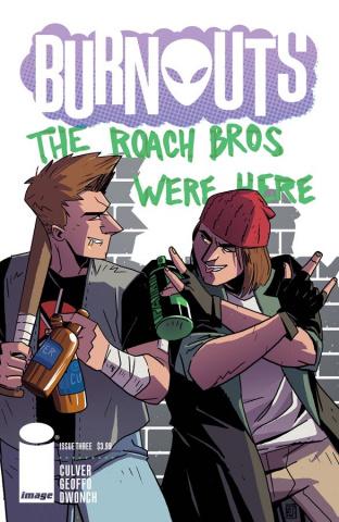 Burnouts #3 (Geoffo Cover)