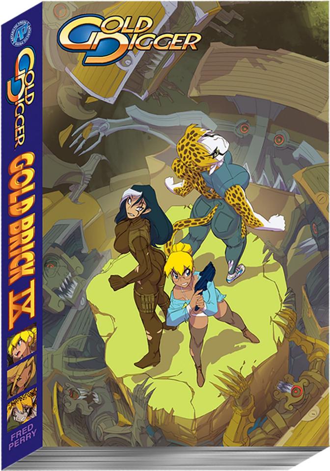 Gold Digger Gold Brick IX