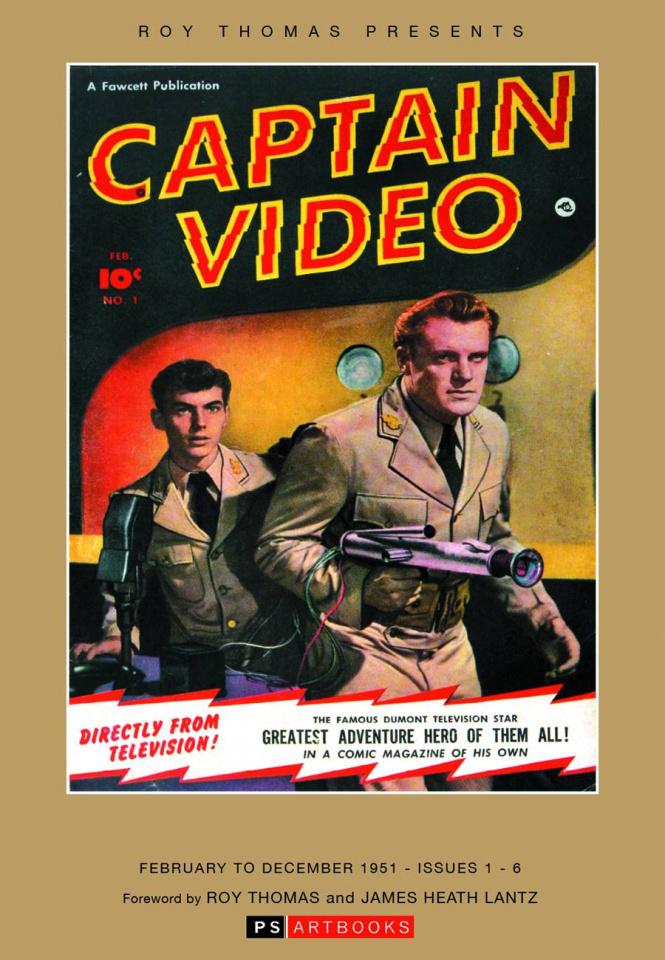 Captain Video Vol. 1