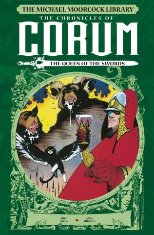 The Chronicles of Corum Vol. 2: Queen of Swords