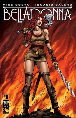Belladonna #0 (Century Red Hot Cover)