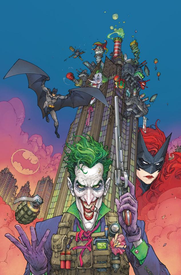 Detective Comics #1025: Joker War