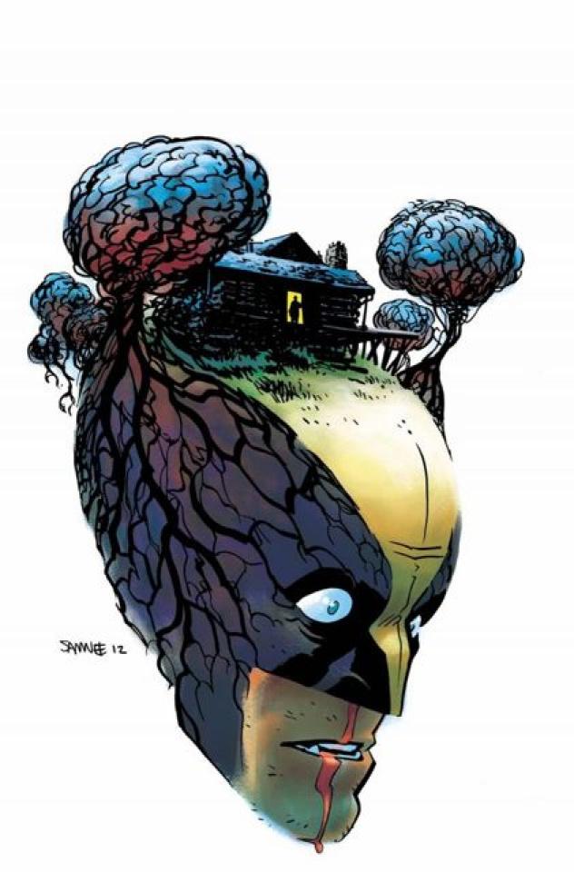 Wolverine #307