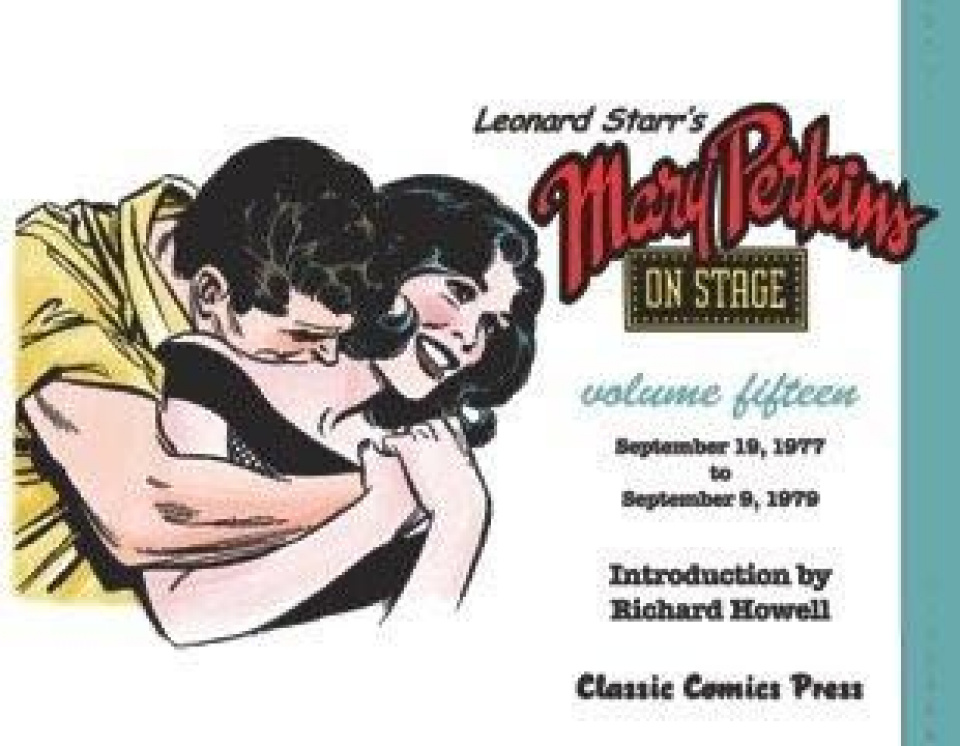 Mary Perkins: On Stage Vol. 15: Sept. 1977 - Sept. 1979