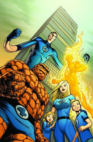 Fantastic Four #570 (Marvel's Greatest Comics)