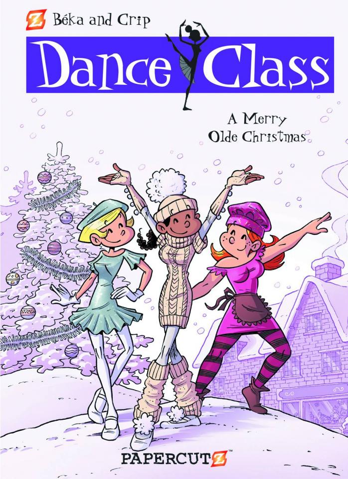 Dance Class Vol. 6: A Merry Olde Christmas