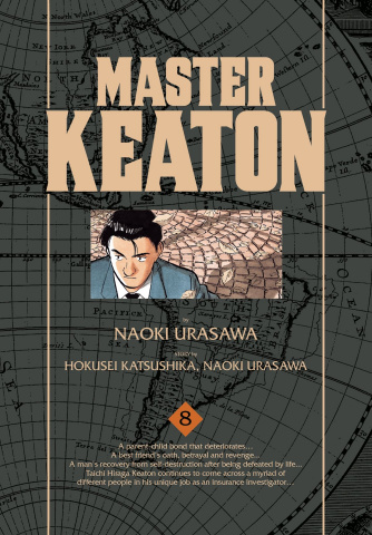 Master Keaton Vol. 8
