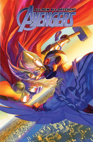 All-New All-Different Avengers: Cyclone #1 (True Believers)