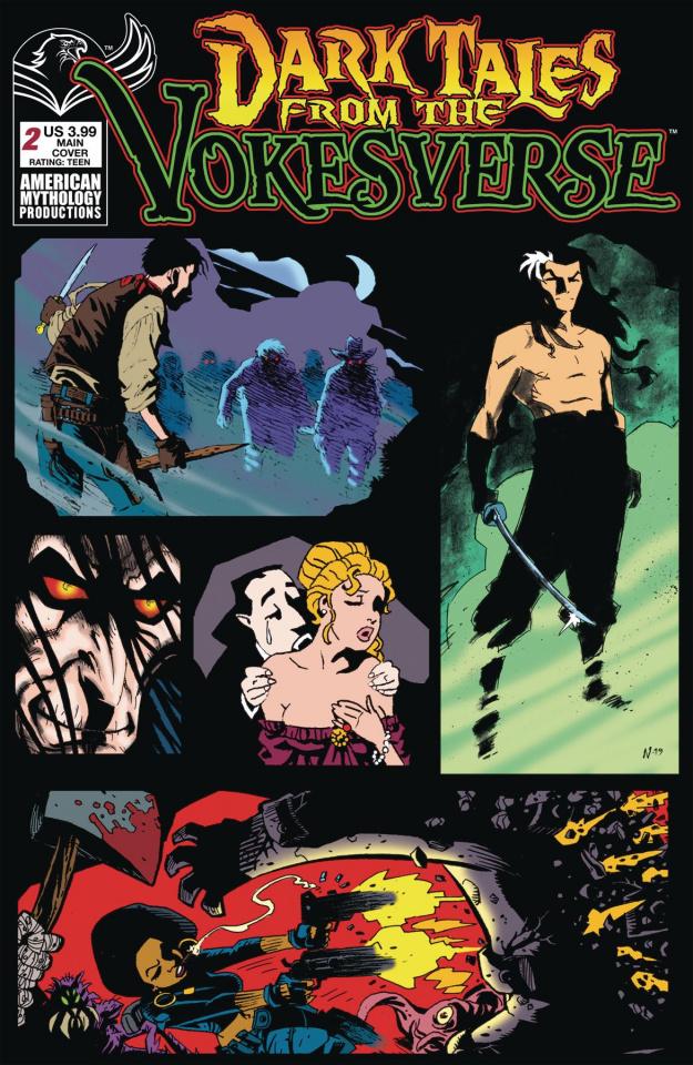Dark Tales from the Vokesverse 2 #1