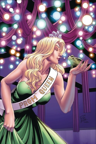 Grimm Fairy Tales #4 (Rei Cover)