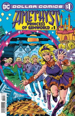 Amethyst #1 (Dollar Comics)