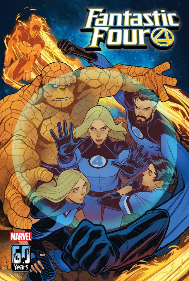 Fantastic Four #35 (Torque Cover)