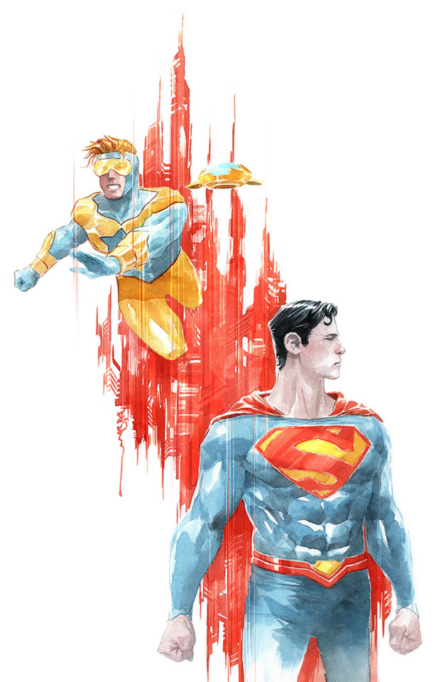 Action Comics #995 (Variant Cover)