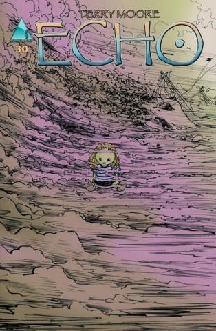 Terry Moore's Echo #30