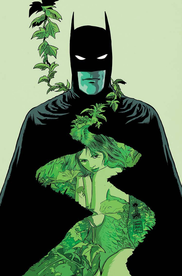 All-Star Batman #7 (Francavilla Cover)