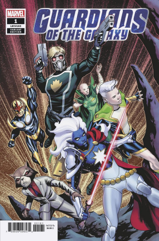 Guardians of the Galaxy #1 (McKone Cover)
