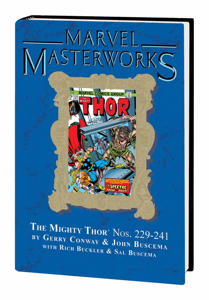 The Mighty Thor Vol. 14 (Marvel Masterworks)