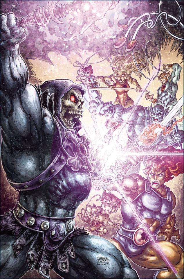 He-Man / Thundercats #3