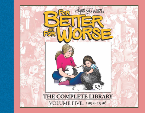 For Better or for Worse Vol. 5 (The Complete Library)